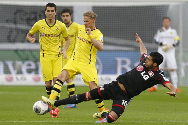 Scouting Report: Emre Can Liverpool's Heir Apparent to Steven Gerrard?