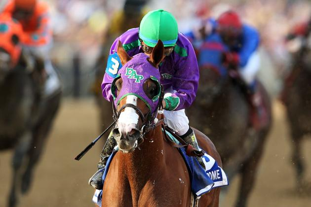 Belmont Stakes 2014: Live Undercard Results and Race Day Updates