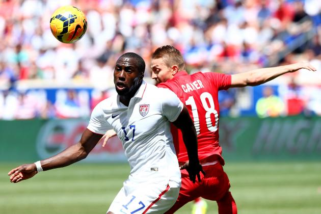 Film Focus: Previewing USA vs. Nigeria, Jozy Altidore Key to US Attack