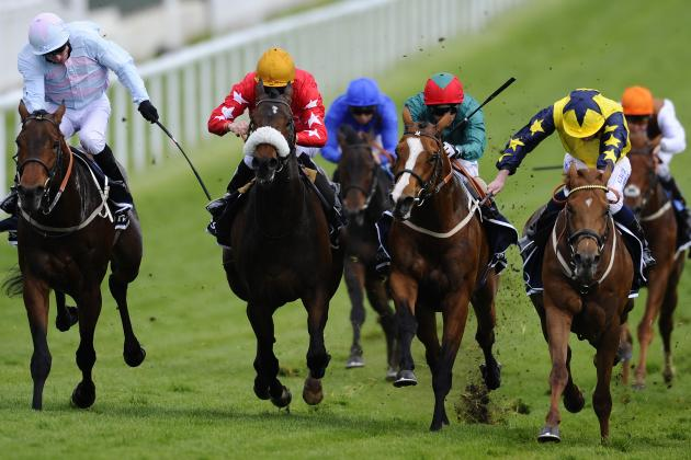 Epsom Derby 2014: TV Schedule, Post Positions, Odds, Runners and More