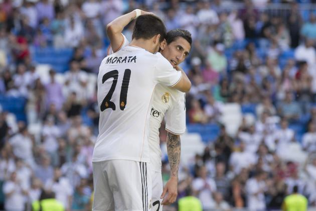 Real Madrid Should Meet Arsenal in Middle over Possible Alvaro Morata Transfer