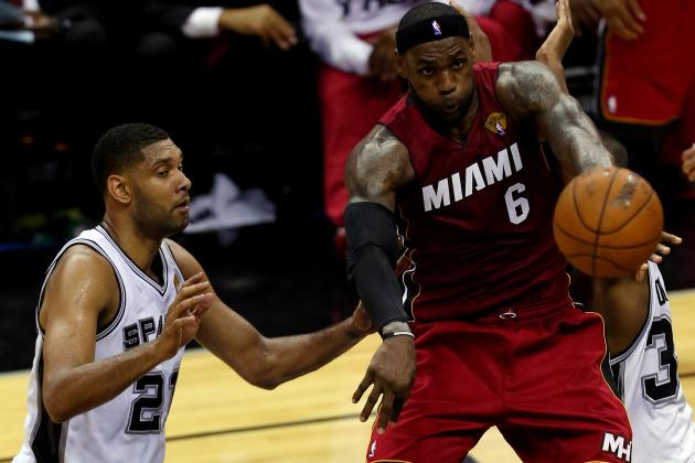 NBA Finals Payout 2014: Full Prize-Money Purse Distribution for Heat vs. Spurs