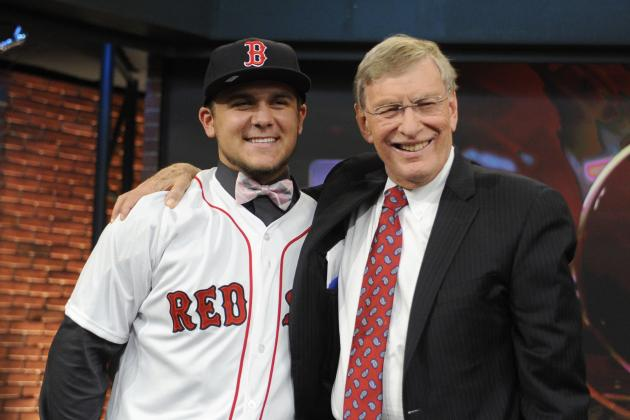 Where Boston Red Sox's Top 2014 MLB Draft Picks Rank in Farm System