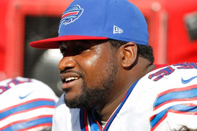 Bills' Kyle Williams: We Expect More out of Marcell Dareus