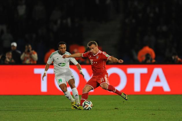 Liverpool Transfer News: Xherdan Shaqiri Perfect Fit for Reds