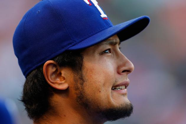 Yu Darvish Better Than Ever? He's Not Sure