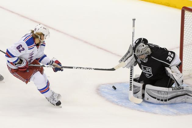 Rangers' Carl Hagelin Quicker Than the Competition in an NHL Full of Speed