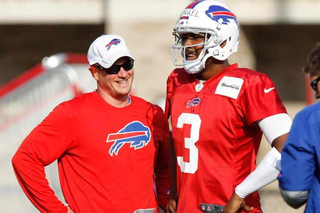 Hackett Sees Bills Making Progress on Offense
