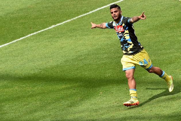 Arsenal Transfer News: Arsene Wenger Right to Wait on Lorenzo Insigne Bid