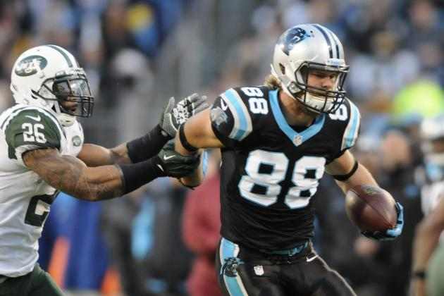 Will Carolina Panthers Tight End Greg Olsen Set Career Highs in 2014?