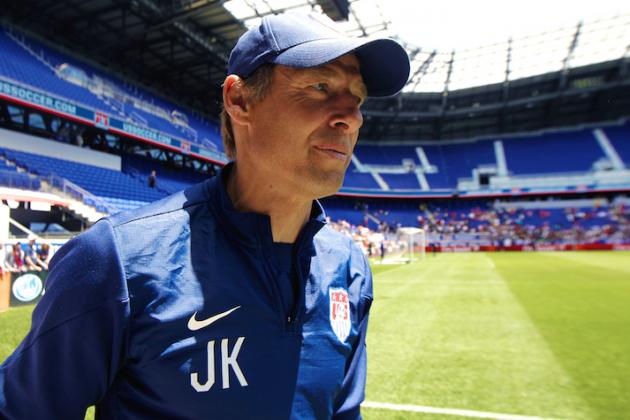 Michael Wilbon, Not Jurgen Klinsmann, Should Get out After His Nonsensical Rant