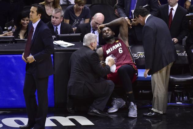 Twitter Got It Wrong for Trolling LeBron James' NBA Finals Cramp Shutdown
