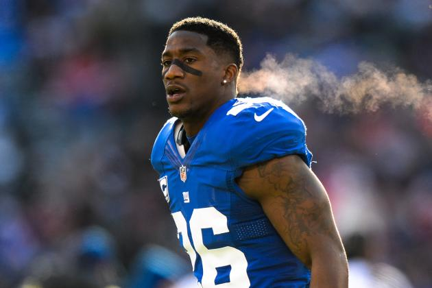 Antrel Rolle Critical of Hill and Hosley, Backs Giants