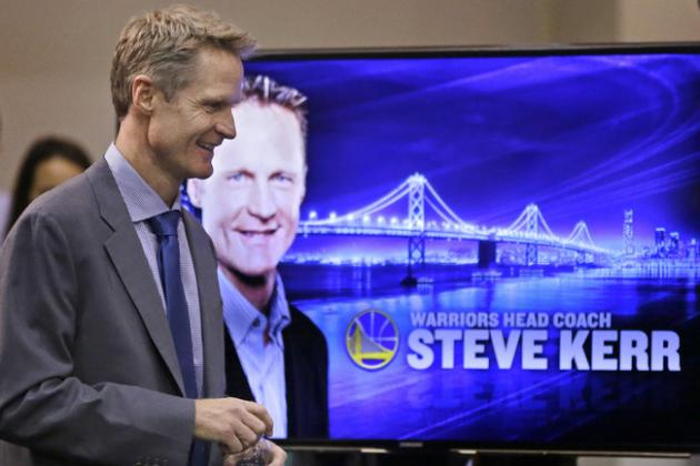 How Golden State Warriors Offense Must Improve Under Steve Kerr