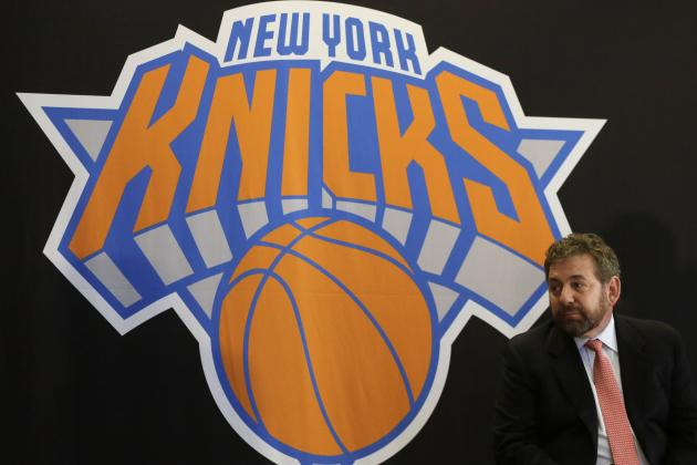 New York Knicks Could Reportedly Be Worth Up to $3 Billion