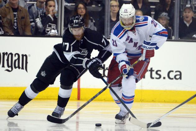 Stanley Cup Final 2014: Game 2 TV Schedule and Predictions for Rangers vs. Kings