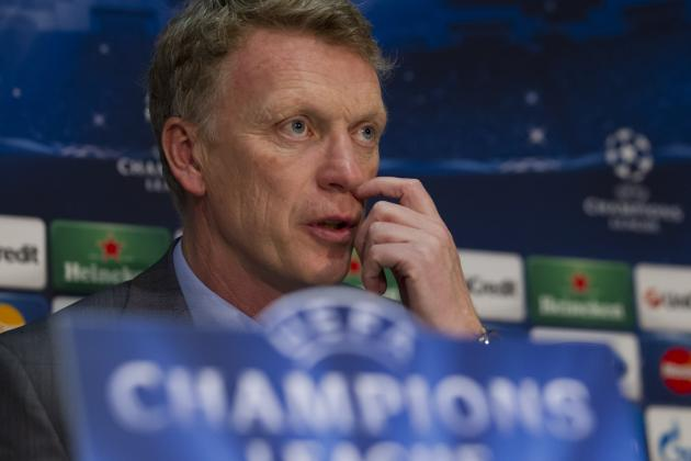 Manchester United Flop David Moyes Must Earn Second Champions League Shot