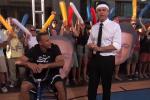 Jimmy Kimmel Battles Curry 1-on-1