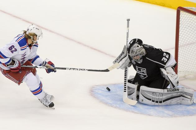 Stanley Cup 2014: TV Info, Odds and Prediction for Rangers vs. Kings Game 2