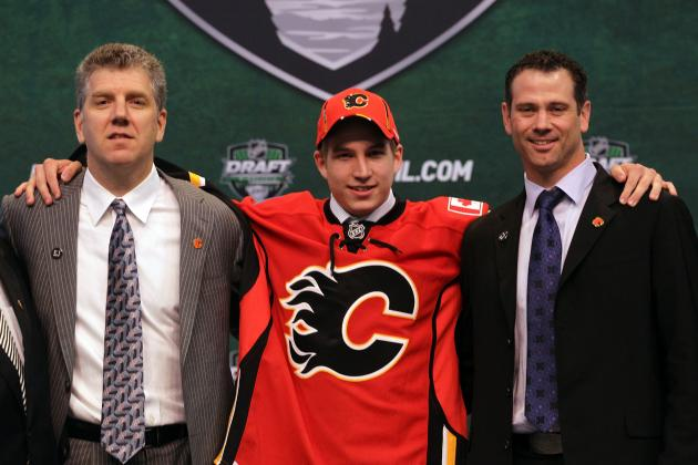 Flames Name Conroy, Pascall Assistant General Managers