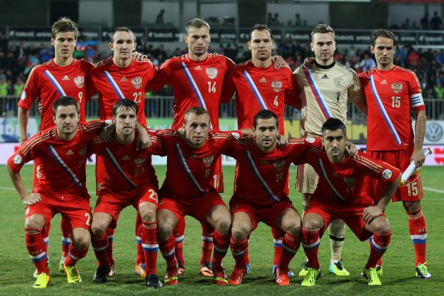 Russia World Cup Odds: Favored in Group H Betting After Return to Prominence