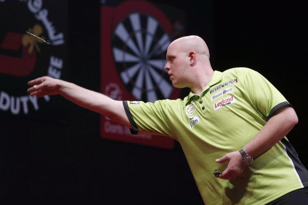 PDC World Cup of Darts 2014: Tracking Scores and Results from Hamburg