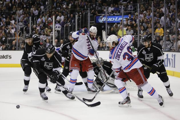 Stanley Cup Final 2014: Schedule, TV Info, Live Stream for Rangers vs. Kings