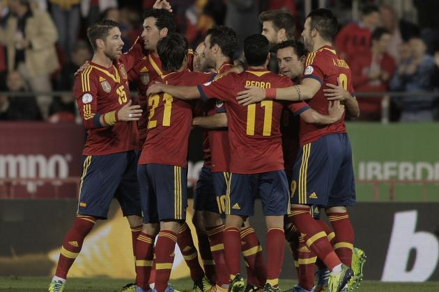 Group B World Cup 2014 Betting Preview: Spain Best Odds