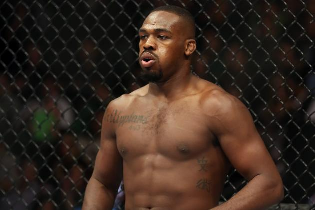 UFC anuncia data para revanche entre Jones x Gustafsson