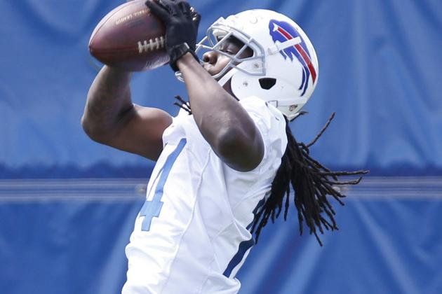 'Get There Early, Stay Late' Cliche Applies to Bills' Watkins