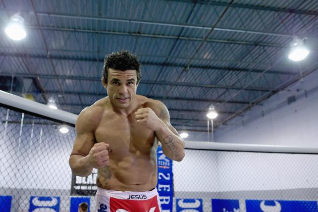 UFC: Vitor Belfort Releases Statement About February Drug Test Results