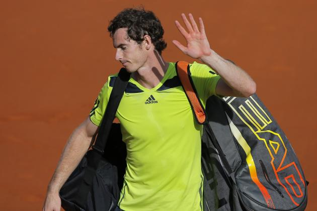 Is It Fair to Judge Andy Murray for Flop vs. Rafael Nadal at 2014 French Open?