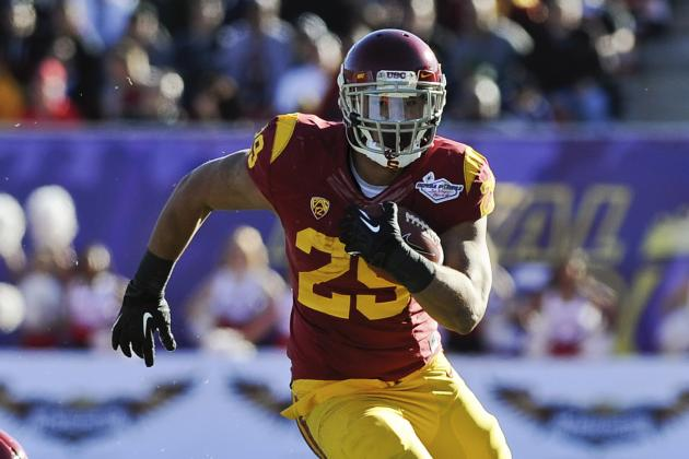 Michigan Lands 'Adrian Peterson Body Type' Transfer Ty Isaac from USC