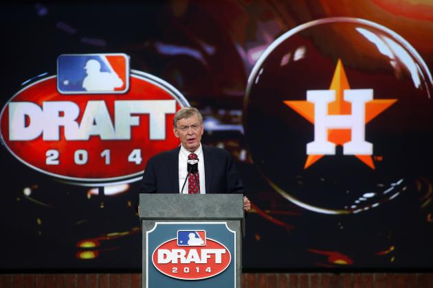 2014 MLB Draft: Quick Review of Day 1 Results and Overall Team Grades