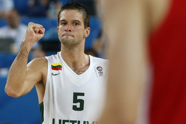 Will Mantas Kalnietis Accept Brooklyn Nets Summer League Invite?