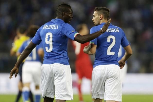 Italy World Cup 2014 Betting Preview: Long Odds in Group D
