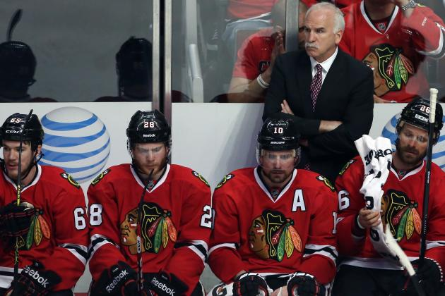 Blackhawks Finally Get Rest They Didn't Want