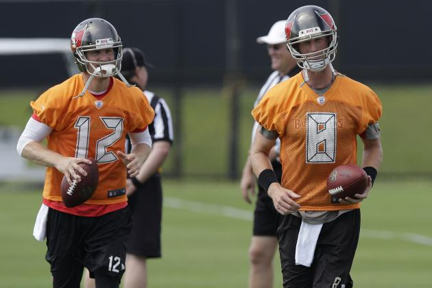 QB coach high on McCown, Glennon