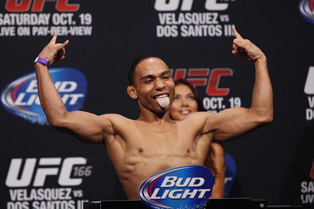 UFC Flyweight John Dodson: Electric, Engaging and out for Blood