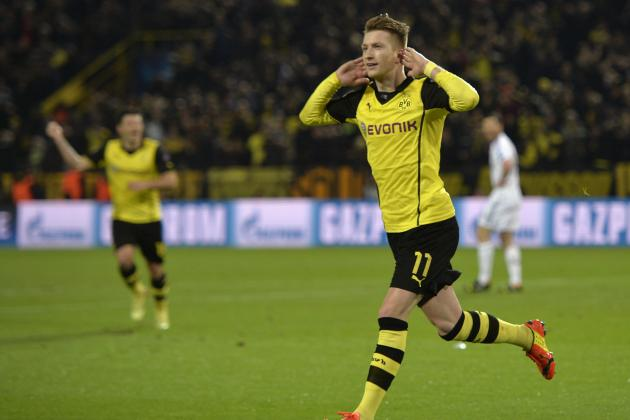 Barcelona Transfer News: Marco Reus Would Be Major Coup for Blaugrana