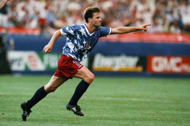Eric Wynalda Exclusive: USMNT Legend Talks Jurgen Klinsmann, MLS and World Cup