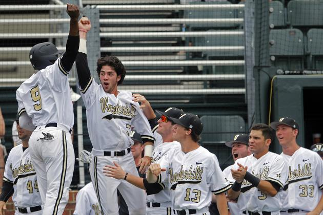 College Baseball Super Regionals 2014: Day 1 Results, Highlights and Analysis