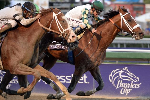 Belmont Day Features Two Breeders' Cup Challenge Races