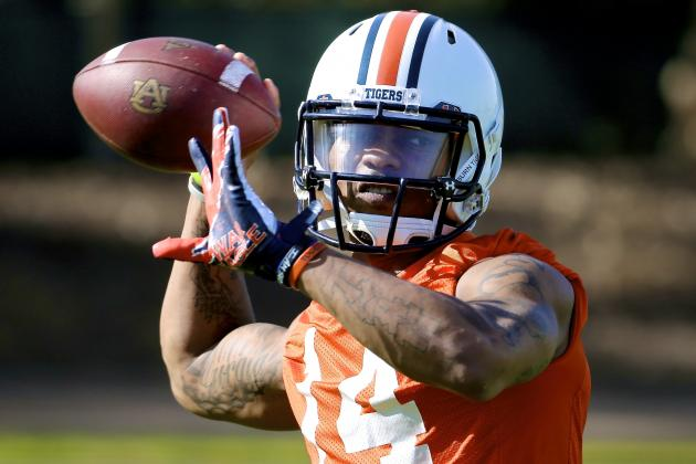 SEC Football Q&A: Will Nick Marshall or Jacob Coker Be Better in 2014?