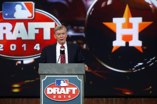 MLB Draft 2014: Results, Grades and Top Steals for Rounds 1-3