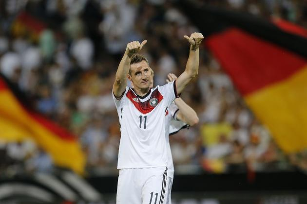 Germany vs. Armenia: Score, Grades and Post-Match Reaction