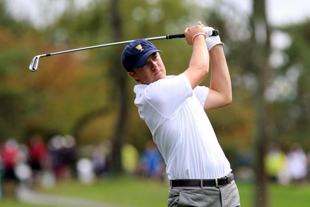 US Open 2014: Jordan Spieth's Maiden Major Victory in Sight