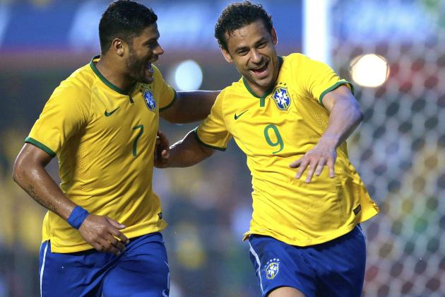 Brazil vs. Serbia: International Friendly Live Score, Highlights, Report