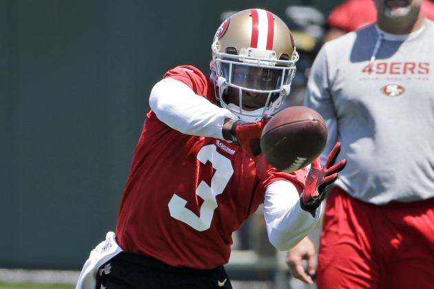 49ers' Rookie WR Ellington Has Run Lifelong 'Go' Route