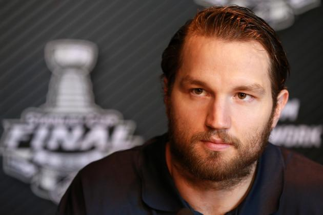 Will Rangers' Rick Nash Rediscover Scoring Touch Before It's Too Late?